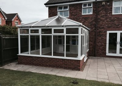 conservatory to extension brownhils (1)