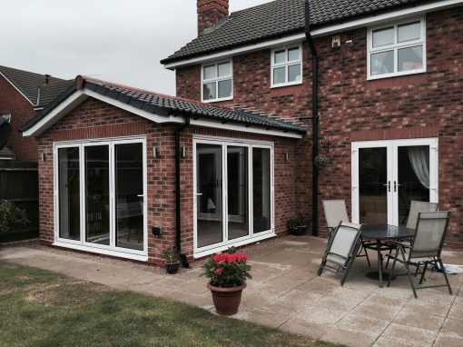 Conservatory to Extension